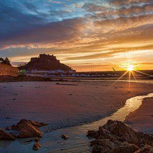 Gorey Sunrise